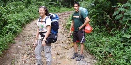 Camping in Gunung Nuang